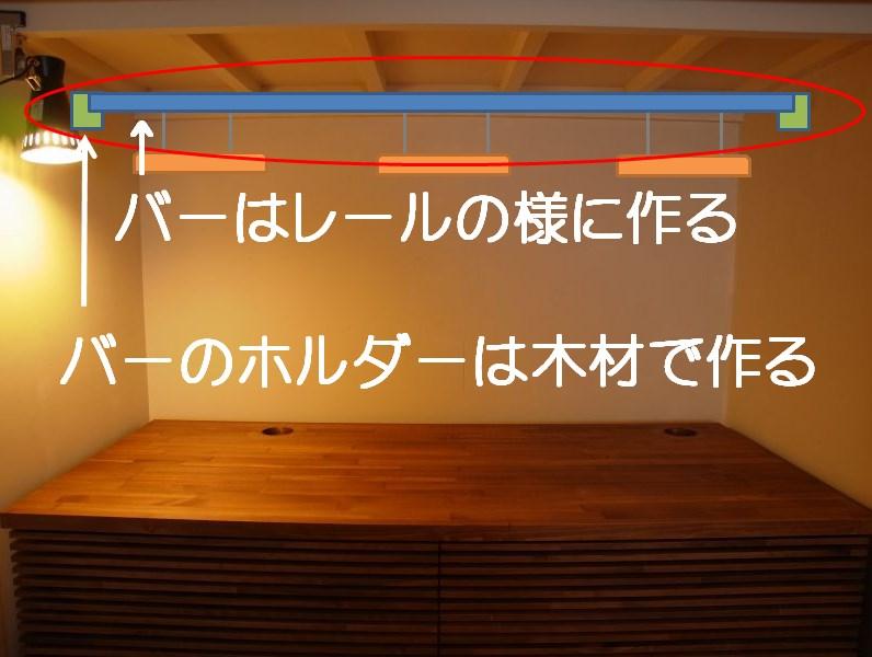 自作ライトスタンドイメージ