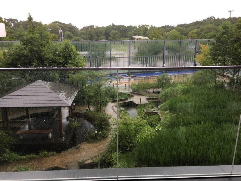 京都水族館京の里山ゾーン