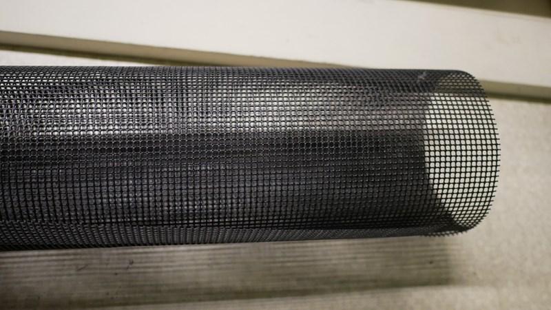 オーバーフロー管の吸い込み防止ネットの材料のトリカルネット